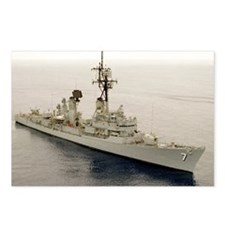 nc uss henry b wilson not Postcards (Package of 8)