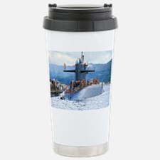 nc uss henry clay note card Travel Mug