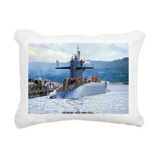 nc uss henry clay note c Rectangular Canvas Pillow