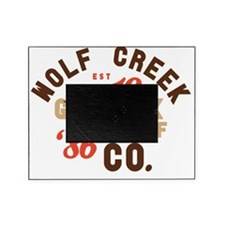 Go Huck Yourself Wolf Creek Picture Frame
