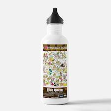 2012 Slug Queen Annive Water Bottle