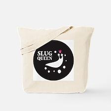 Slug Queen Logo Tote Bag