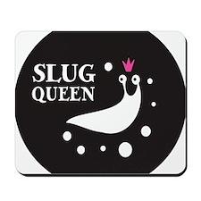 Slug Queen Logo Mousepad
