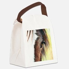 Gypsy Vanner Ivy Canvas Lunch Bag