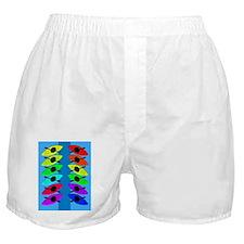 kayaking ff 6 Boxer Shorts