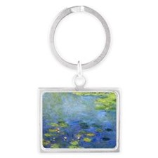greeting_card Landscape Keychain