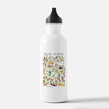 SLUG QUEEN 30th Annive Water Bottle