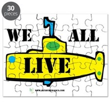 We All Live Puzzle