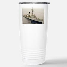 fpp uss henry b wilson framed p Travel Mug