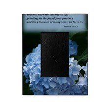 psalm 16 hydrangea Picture Frame