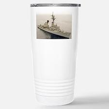 sp uss henry b wilson small pos Travel Mug