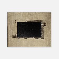 Vintage Typewriter Picture Frame