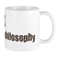 doctor of philiosophy Small Mug