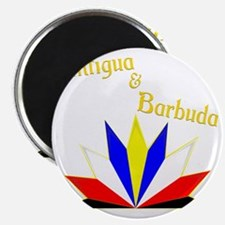 Antigua and Barbuda Magnet