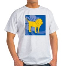 Lion Jewelry Case T-Shirt