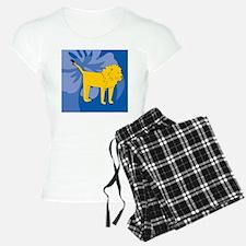 Lion Beer Label Pajamas