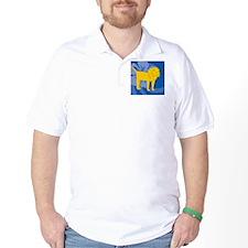 Lion Jewelry Case T-Shirt