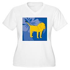 Lion Wine Label T-Shirt