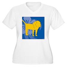 Lion Round Coaste T-Shirt