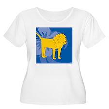 Lion Round Co T-Shirt