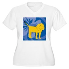 Lion Queen Duvet T-Shirt