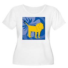 Lion Queen Du T-Shirt