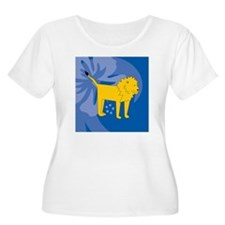 Lion Luggage  T-Shirt