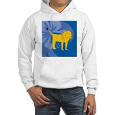 Lion Luggage Handle Wrap Hoodie