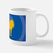 Lion Clutch Bag Mug