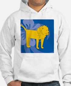 Lion Square Coaster Hoodie