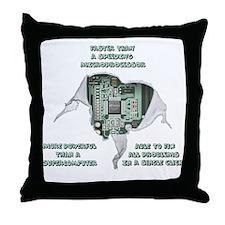 brennenfrt Throw Pillow