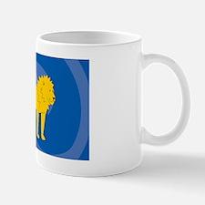 Lion Toiletry Bag Mug