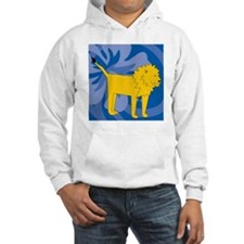 Lion Shower Curtain Hoodie