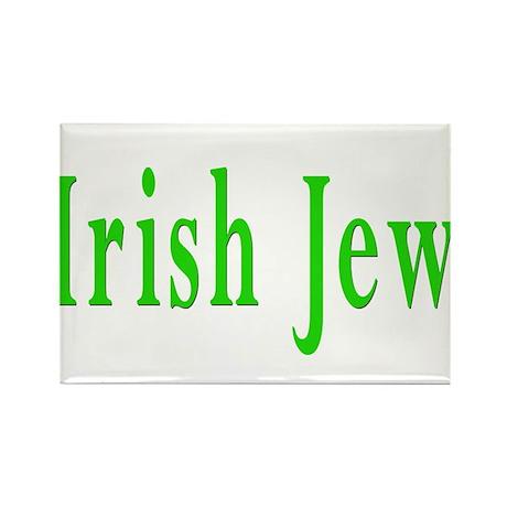 Proud Irish Jew Rectangle Magnet