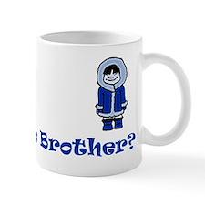 Eskimo Brother Light Mug