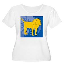 Lion Mens Wal T-Shirt