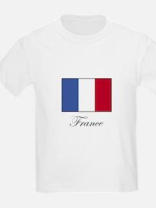 France - Flag of France Kids T-Shirt