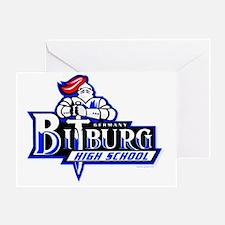 Bitburg High School Shop of Alumni S Greeting Card