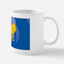 Lion Patches Mug