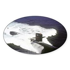 mp uss houston mini poster Decal