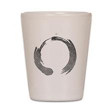 Enso Circle - Zen Shot Glass