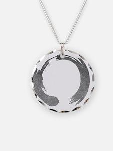 Enso Circle - Zen Necklace