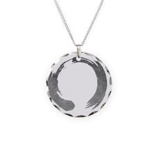 Enso Circle - Zen Necklace Circle Charm