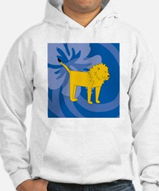 Lion Sticky Notepad Hoodie