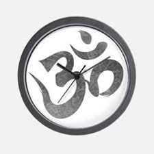 ommetal Wall Clock