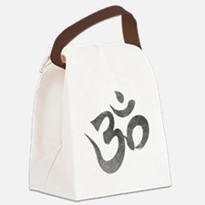 ommetal Canvas Lunch Bag