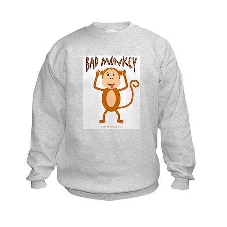 Bad Monkey Kids Sweatshirt