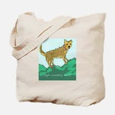 High Country Mutt Tote Bag