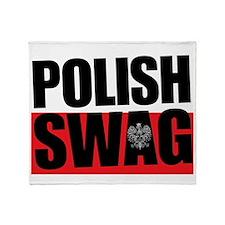Polish Swag - 2012 Throw Blanket