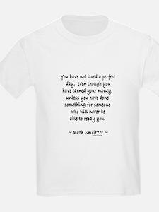 Ruth Smeltzer Kids T-Shirt